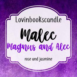 Malec - Magnus & Alec