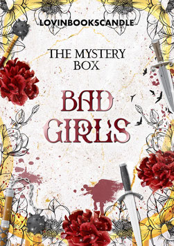 The Mystery Box July | Bad Girls