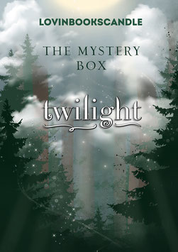The Mystery Box August | Twilight