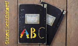 Grußkarte ABC