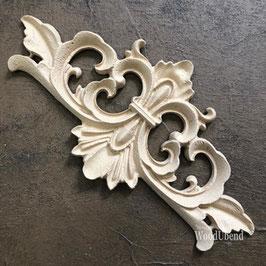 WoodUbend Pediment/Giebel 15,7 x 7,5cm #2092