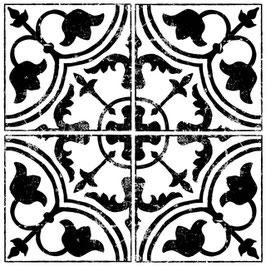 IOD Decor Stempel CUBANO Field Tile