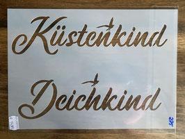 Schablone DIN A4 No. 179