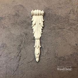 WoodUbend Decorative Corbel 10,8 x 3 cm #1644