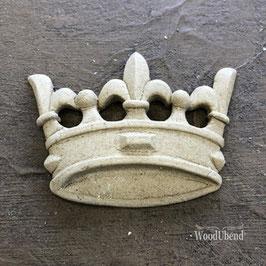 WoodUbend Krone 4,8 x 2,5 cm #0094