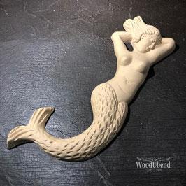 Woodubend WoodUbend Meerjungfrau 26 x 14 cm #2284