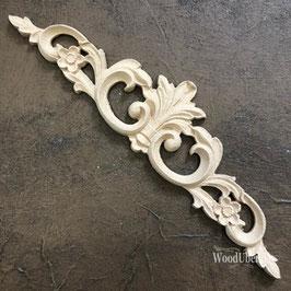 WoodUbend Pediment/Giebel 19,5 x 5 cm #2118