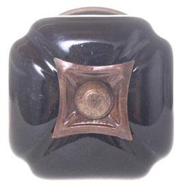 Porzellanknopf antik