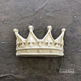 WoodUbend Krone 4,8 x 2,5 cm #1172
