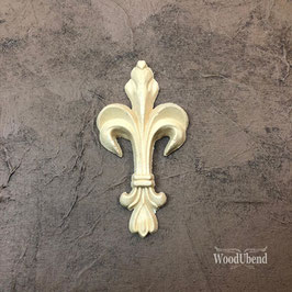 WoodUbend Plume 10 x 5,5 cm #1347