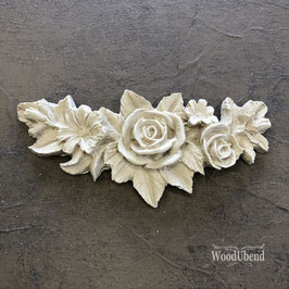 Woodubend WoodUbend Flower Garland 11,5 x 5,5 cm #0348