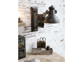 Werkslampe für Wand