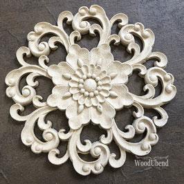 WoodUbend Centerpriece Floral 15 x 15 cm #2172