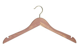 Q Kleiderbügel aus Zedernholz ab 4.50 CHF Stk.