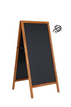 Kundenstopper BIG Board dunkel Aussenbereich