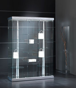 Vitrine black & withe D