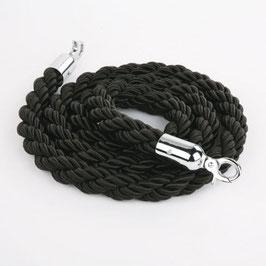 Seil 2 Meter, schwarz