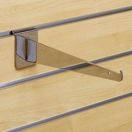 TW 409-4 // Glas-/ Holzbodenträger