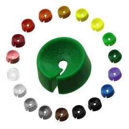 SizeAMatic für Bügelauszeichnung, farbig, unbeprägt (25 Stück)
