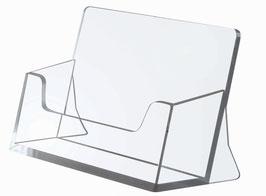 Visitenkartenhalter Plexi