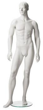 Herrenmannequin Marvin Position 3