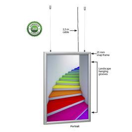 LED-Box Smart, doppelseitig