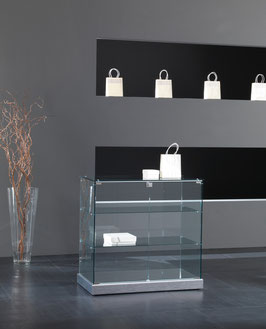 Vitrine black & withe L