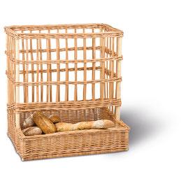 Flechtkorb Brot