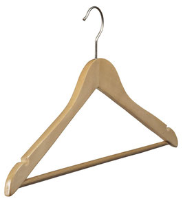 F Kleiderbügel aus Lotusholz ab 1.63 CHF Stk.