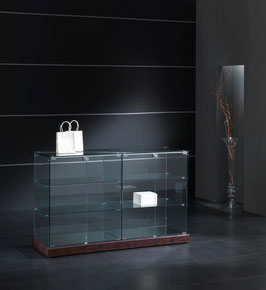 Vitrine black & withe M