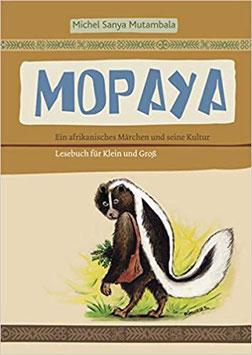 """""""Mopaya"""" von Michel Sanya Mutambala"""