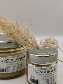 Lanolin / Wollfett mulesingfrei, pestizidfrei