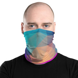 Neck Gaiter - Polygons