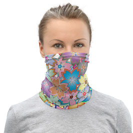 Neck Gaiter - Flowers