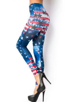 Vlaggen Usa Stars