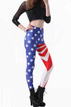 3D Vlaggen Amerika