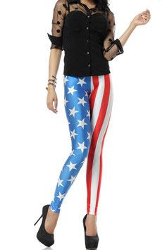 3D Vlaggen USA