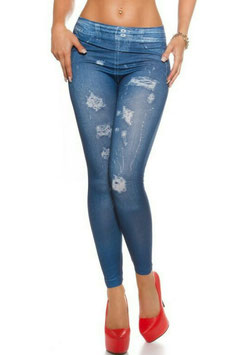 Jeans Print Ja-zay