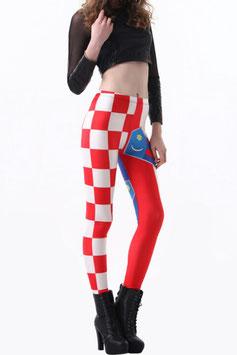 3D Vlaggen Kroatië