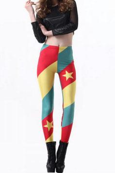 3D Vlaggen Kameroen