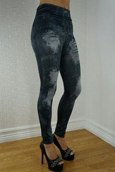 Jeans Print Jade-lynn