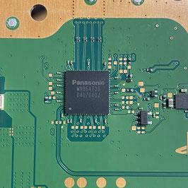 PS5 HDMI Transmitter IC Panasonic MN864739 Reparatur