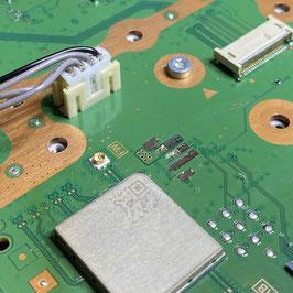 PS5 Lüfter Stecker Anschluss Reparatur