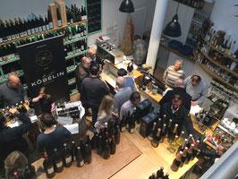 Ticket Weinmesse - Vorverkauf