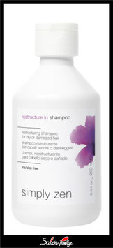 restructure in shampoo