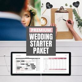 Wedding Starter Paket - Premium