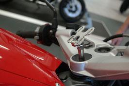 B1-(M10 Gewinde) für Tourer, Chopper, Nakedbike, Enduro....