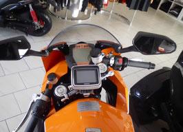 LDK1mini-(M8 Gewinde/Schraubenkopf halb so hoch als wie bei der LKD1) Motorräder mit einem Lenkungsdämpfer wie z.B. Kawasaki ZX10RNinja