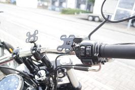 LDK3-(M6 Gewinde) für Tourer, Chopper, Nakedbike, Enduro....