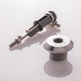 I12- für Kawasaki 12 mm (frei Auswahl der Aufnahmeplatte)